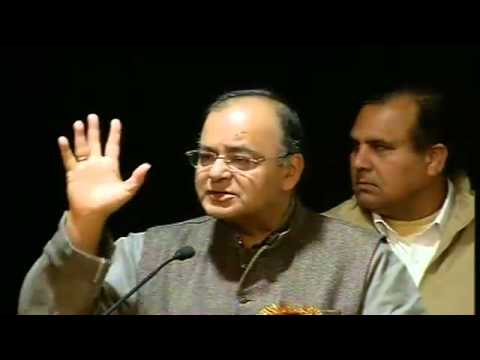 Shri Rajnath Singh & Shri Arun Jaitley on