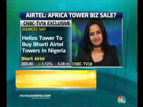 Bharti Airtel splits Africa towers biz; sells to 4 buyers