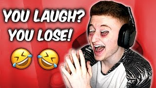 You Laugh... You Lose! *HARDEST EVER*