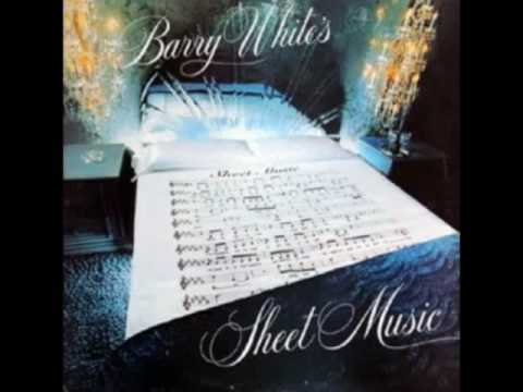 Barry White - Sheet Music (1980) - 02. Lady, Sweet Lady
