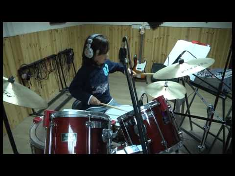 Chick Corea- lenore by Ben Jacob. a 10 year drummer