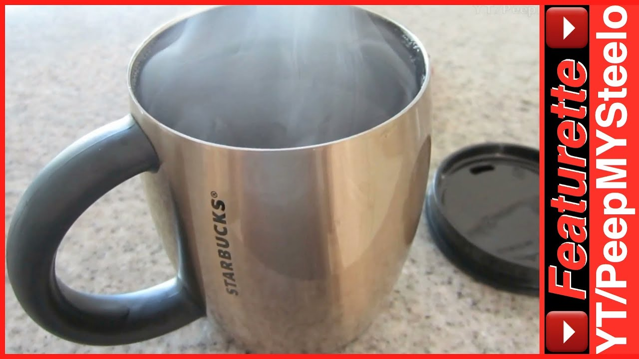 Best starbucks stainless steel coffee mugs as a travel cup for Best coffee mugs for home