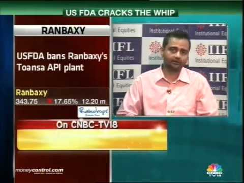 Ban may hit Ranbaxy's new product launches: JM Fin -  Part 2
