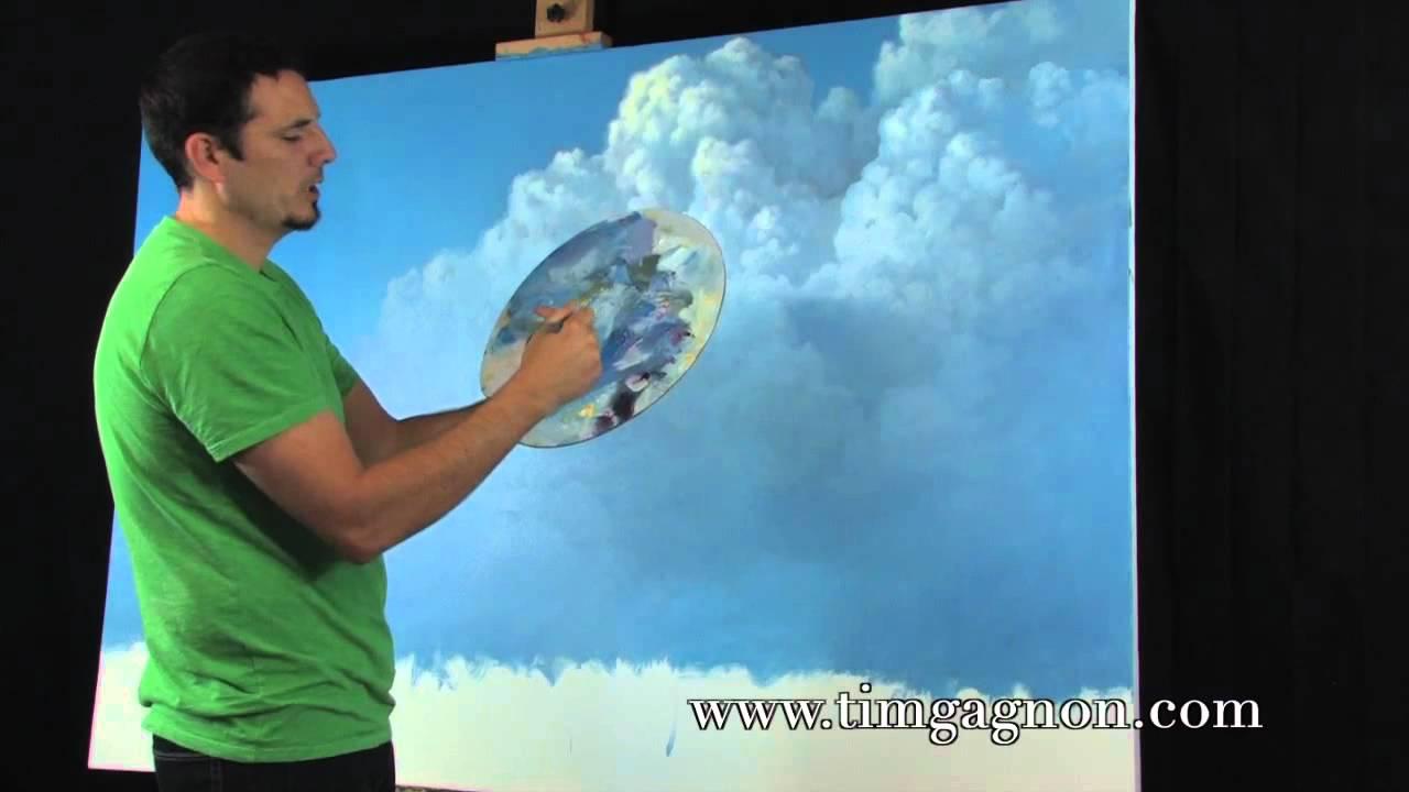 Realism Style Acrylic Painting Tutorial Youtube