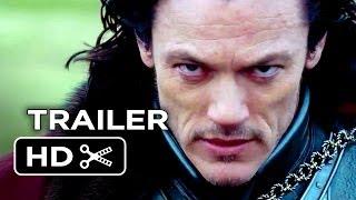 Dracula Untold Official Trailer #1 (2014) Luke Evans