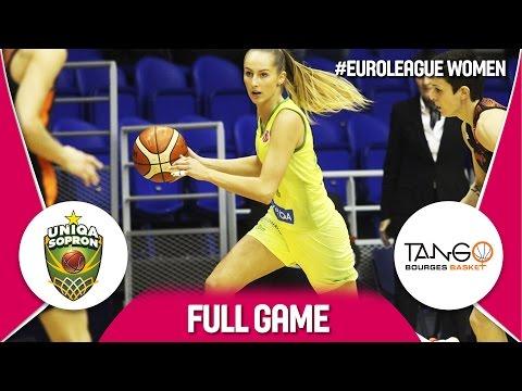 Euroliga 2016/17: UNIQA Sopron - Bourges Basket