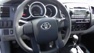 2012 Toyota Tacoma Regular Cab - Pickup 2D 6 ft Los Angeles CA 420390 videos