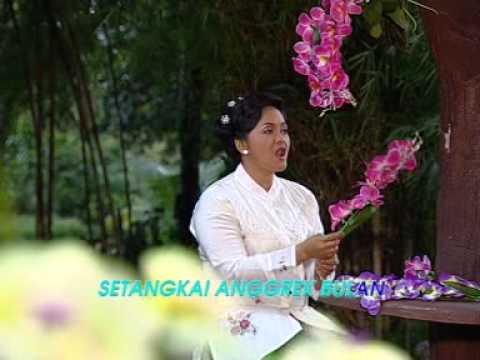 SETANGKAI ANGGREK BULAN - DEWI KIRANA