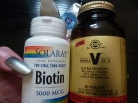 How I Grow My Nails / Keep Them Long / Nail Care / Advice To Growing Out / Biotin Vitamins HD Video