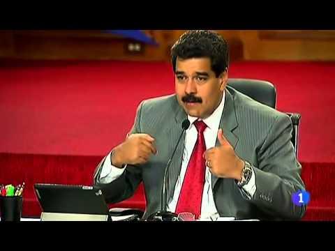 Maduro acusa a la Casa Blanca de tener planes para derrocarlo y matarlo