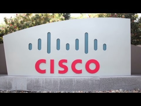 Cisco: Tons of cash, little growth