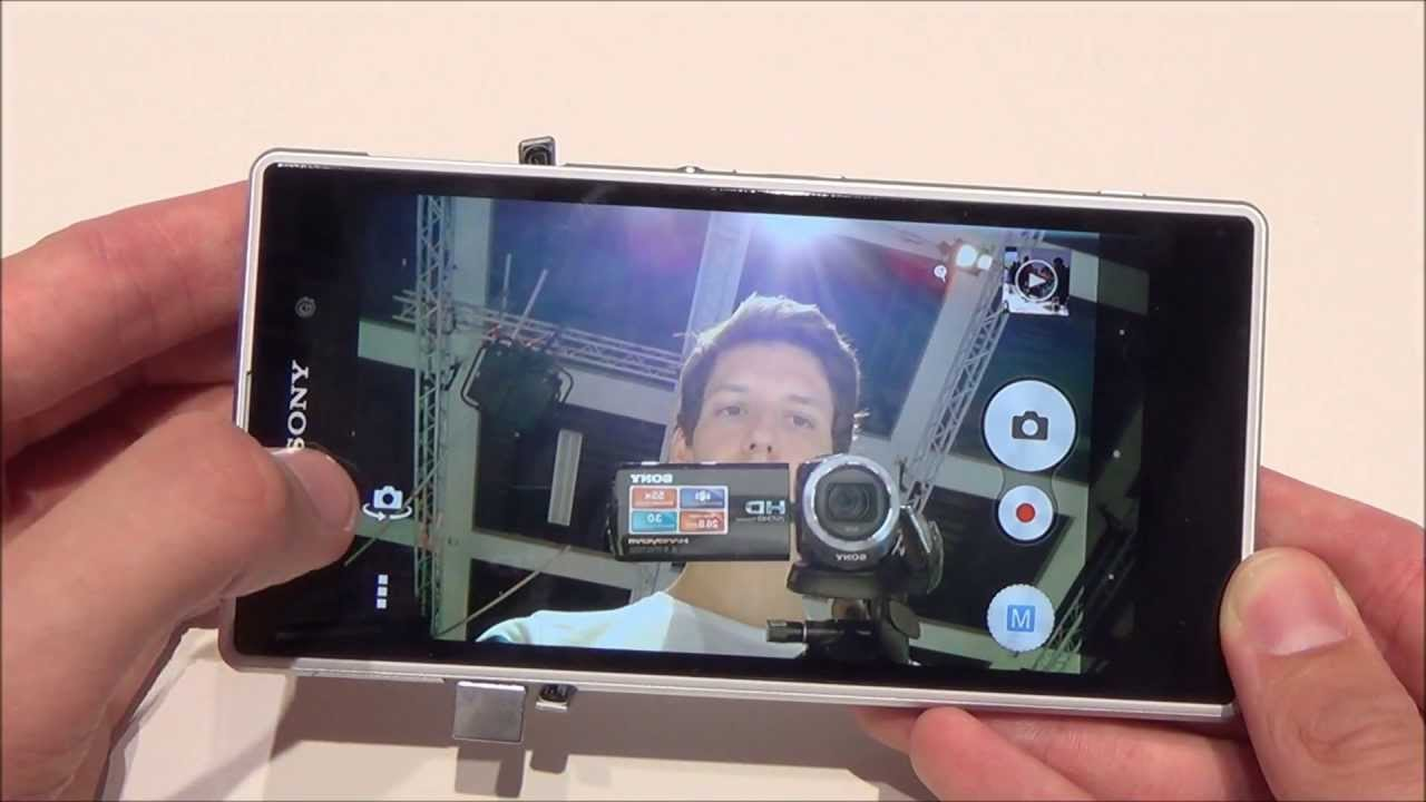 Sony Xperia Z1 - Full Camera Test - YouTube Xperia Z1 Front Camera Test