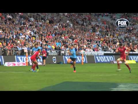 Fox Rugby's The Shortball Rd.3 | Super Rugby Video