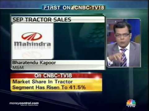 M&M sees FY14 tractor sales growth at 12-14%