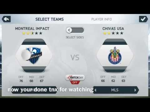 how to unlock fifa 14 kick off, manager mode and tournament on  ios 7