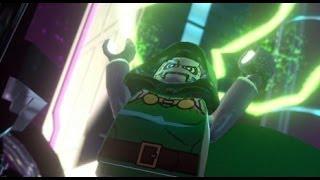LEGO Marvel Super Heroes 100% Walkthrough Part 14 Doom