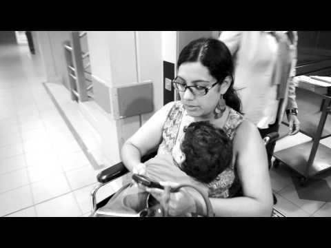 Lucianito | Operación de las adenoides