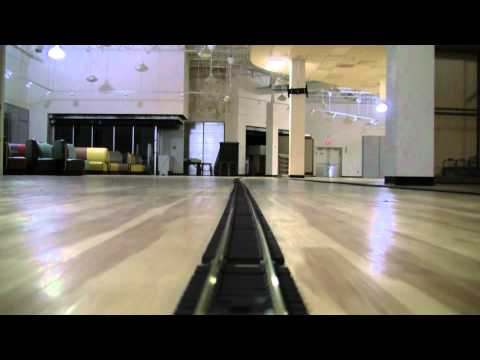 World's Longest Train attempt in G scale-(2 of 2)-Ride on layout