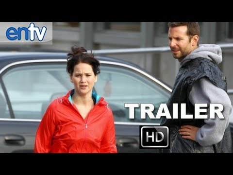 The Silver Linings Playbook Official Trailer [HD]: Bradley Cooper, Jennifer Lawrence & Robert DeNiro