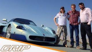 Maserati MC12 Corsa - GRIP - Folge 272 - RTL2
