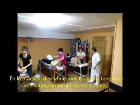 Manolo Mazón Curso de masaje enero 2015