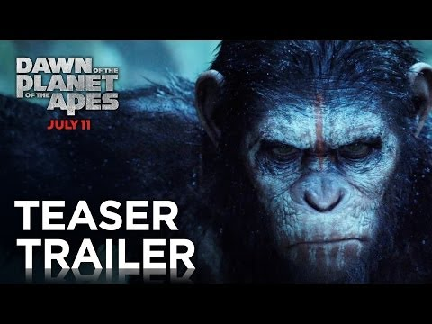 Thumbnail image for 'Dawn of the Planet of the Apes | Official Trailer | 20th Century FOX'