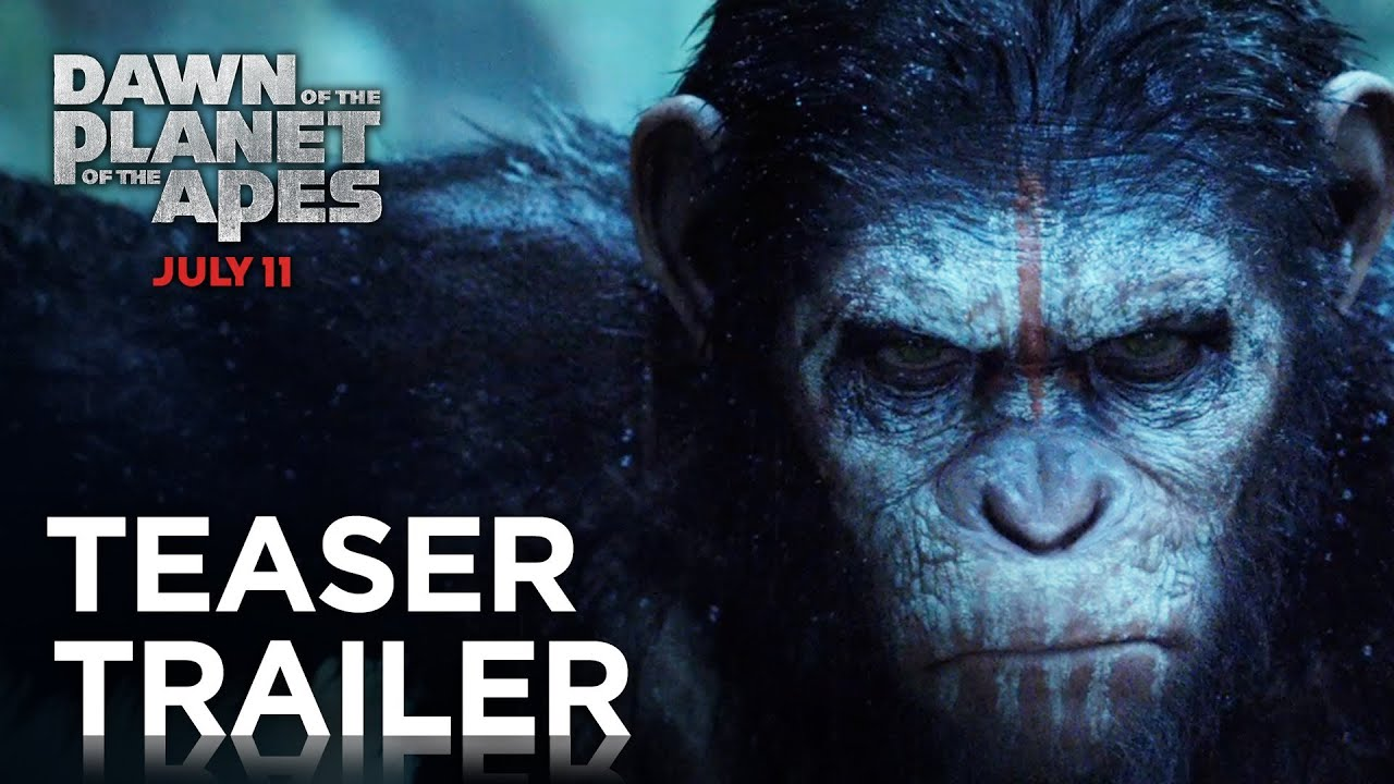 Dawn of the Planet of the Apes | Official Trailer | 20th Century FOX
