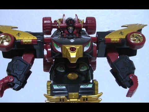 đồ chơi Siêu Nhân Cơ Động  Power Rangers Go Ongers Toys 파워레인저 엔진포스 엔진대장군 로봇 변신 장난감