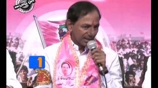 TV 1 - Journalist Diary - KCR fortunes with 35%