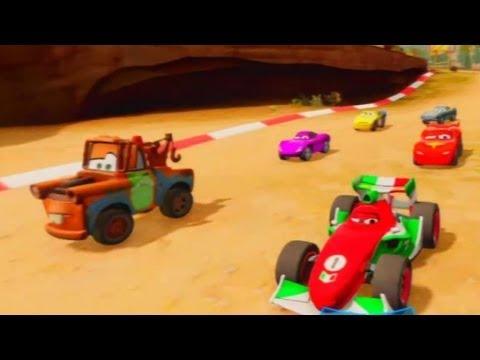 CARS - English Francesco Adventure - Disney Infinity