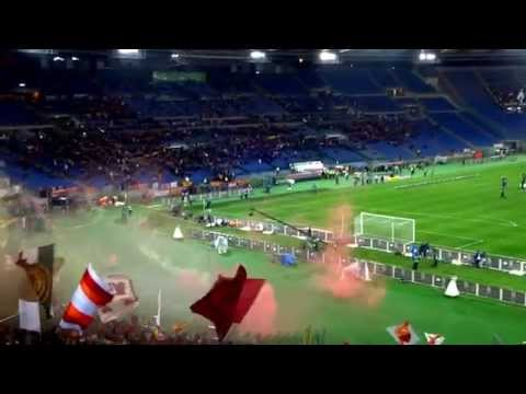 AS Roma - Torino 2-1 - Inno