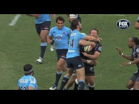 Fox Rugby: The Shortball (Rd.7) 2014 | Super Rugby Video Highlights - Fox Rugby: The Shortball (Rd.7