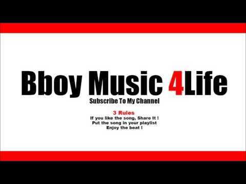 Lizzy Parks - All that (Natural Self Mix)  | Bboy Music 4 Life 2015