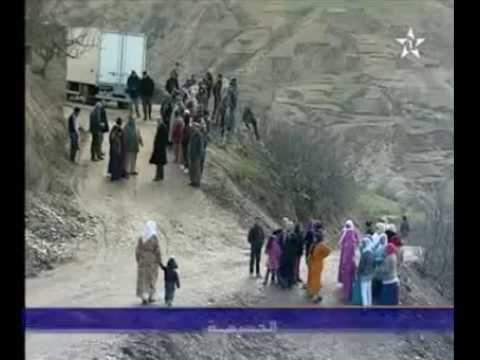 توزيع مساعدات بجماعة شقران