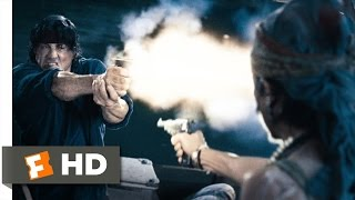 Rambo (3/12) Movie CLIP River Pirates (2008) HD