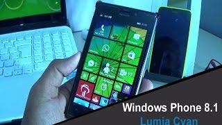 Windows Phone 8.1 Lumia Cyan, Novidades!