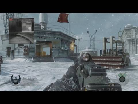 Call of Duty: Black Ops - Multiplayer Teaser,