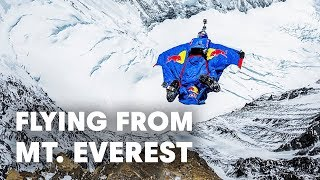 Flying From Mt. Everest The Mission World Record BASE Jump