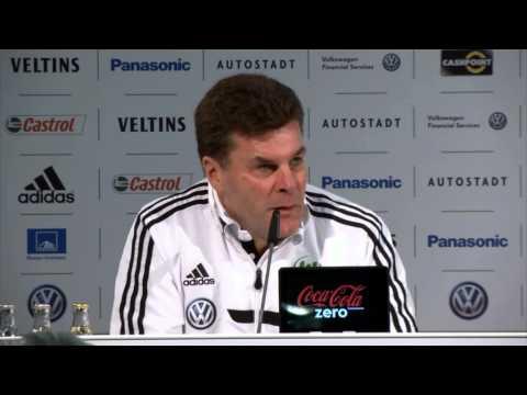 Dieter Hecking nach Klatsche: