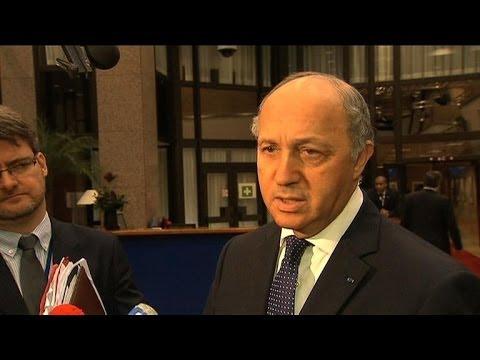 Centrafrique: l'Europe s'engage militairement et financièrement