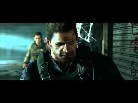 Resident Evil 6 TGS 2012 Trailer