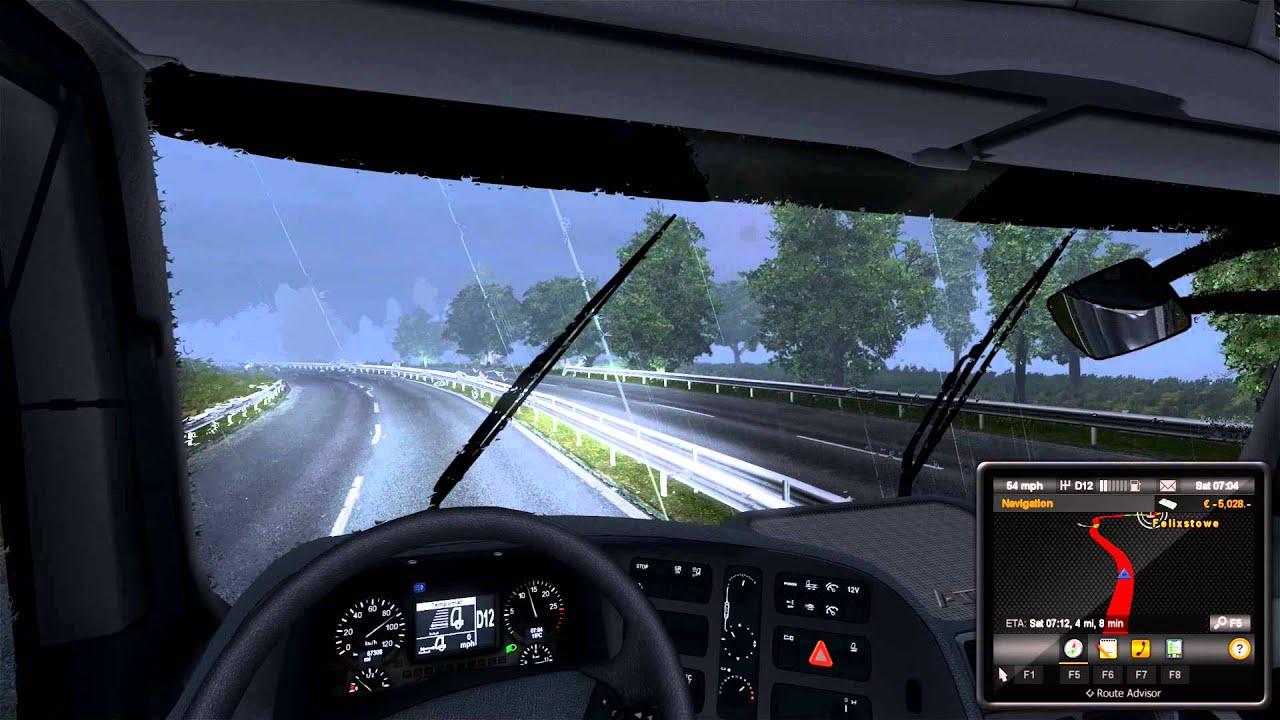 Euro Truck Simulator 2 No Speed Limit mod - Download