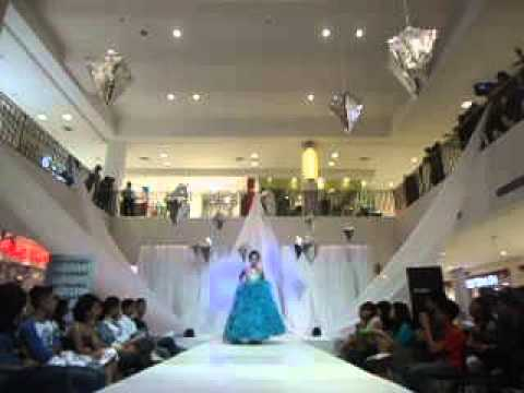 eModel Kaizen - Fashion Trilogy of eModels Asia (Long Gown - Althea Bridal Collection)