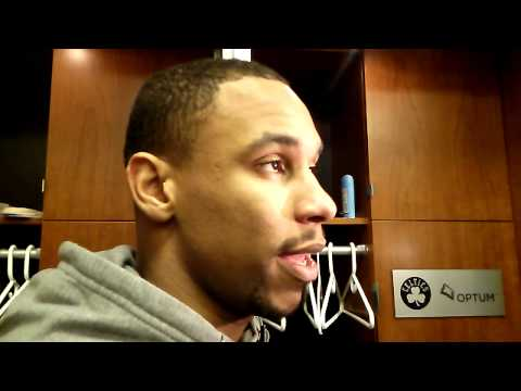Celtics-Clippers Postgame (12-11-13): Jared Sullinger