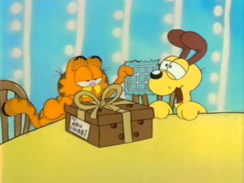 Garfield: Orson VOlador no Identificado y Escuela para Gatos