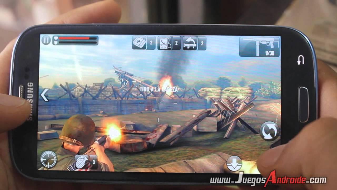 Mejores Juegos de Guerra y Disparos para PC - YouTube