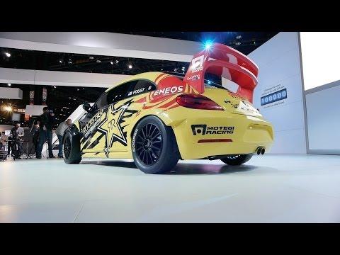 2014 Chicago Auto Show - GRC Volkswagen Beetle
