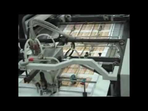 Automatic Cylinder Screen Printing Machine + HA +