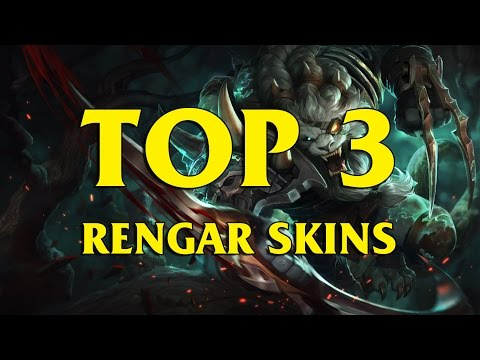 Battlecast Rengar Rengar Skin - Night Hu...