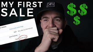 MY FIRST BEAT SALE (3 YEARS AGO) | Making a Beat FL Studio